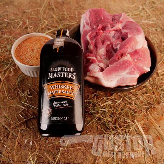 Image de Slow food masters' sauce pour pulled pork
