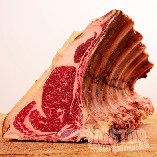 salers, entrecote, dry-aged, cote à l'ossirloin steak
