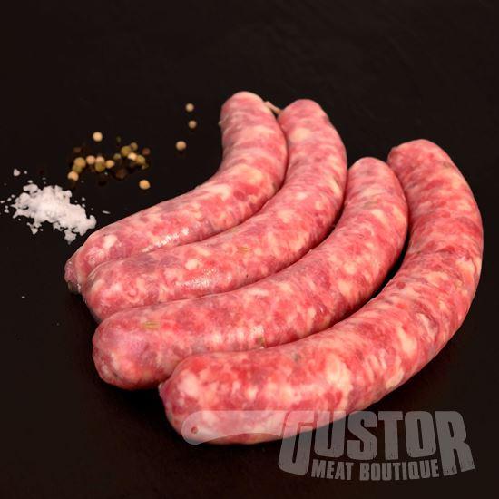 salsiccia al finocchio venkelworst bbq gustor