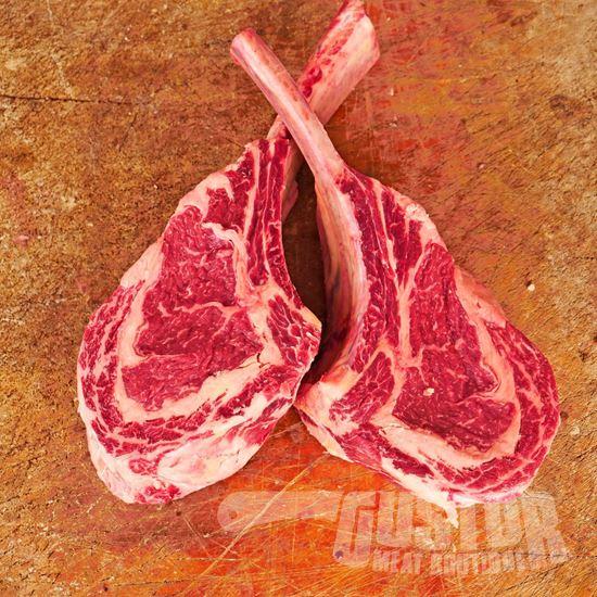 tomahawk steak, tomahawk beef, tomahawk simmenthal
