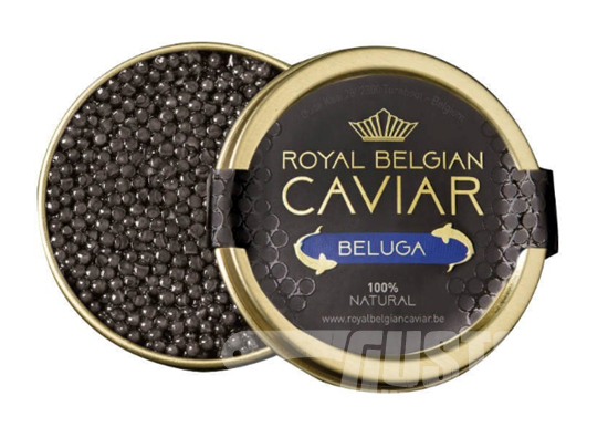 Royalbelgian Caviar beluga