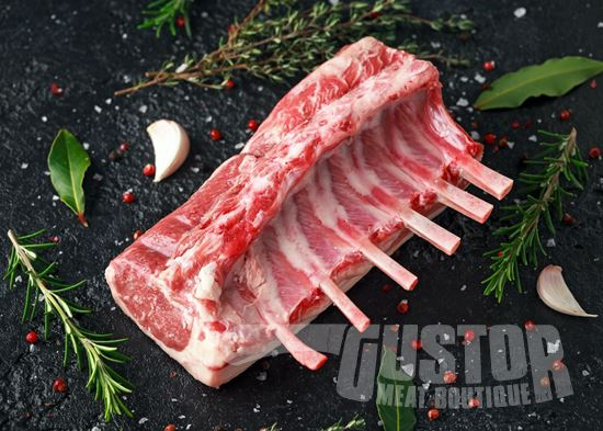 Picture of Lamb french rack 10 x ca 350gr + 1FREE