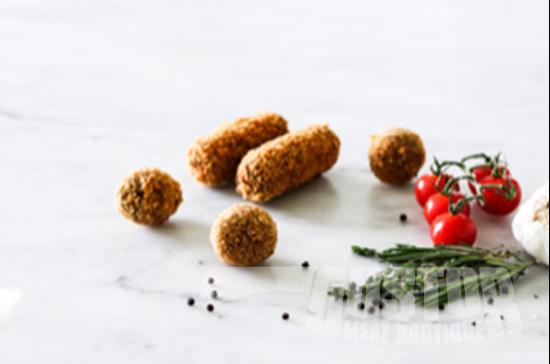 Afbeeldingen van WAGYU beef balls & croquettes